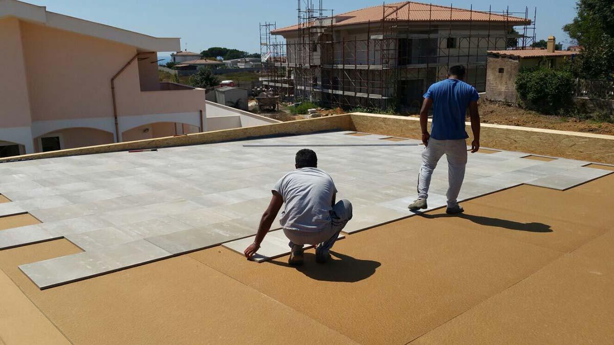 Fibra legno galleria fotografica for Piani casa linea tetto singolo